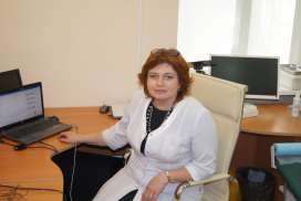 Маркова Светлана Анатольевна