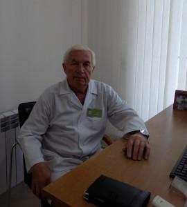 Бесшапошников Юрий Григорьевич